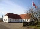 Huset set fra nord